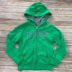 Nike Green Sweatshirt